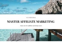 Master Affiliate Marketing