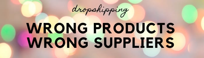 Biggest Challenge of Dropshipping