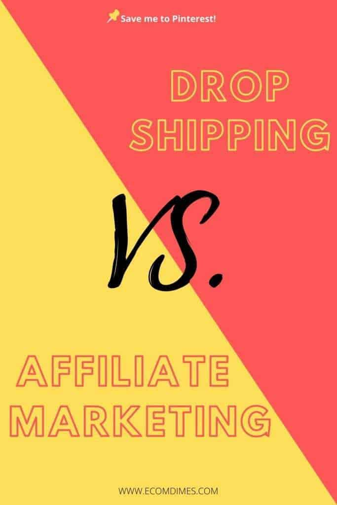 Dropshipping and affiliate marketing are two lucrative business models, and two best ways to make money online. Both models have their own pros and cons, and this post will differentiate between both businesses, in order to make you decide which one is for you, so follow along to learn more!