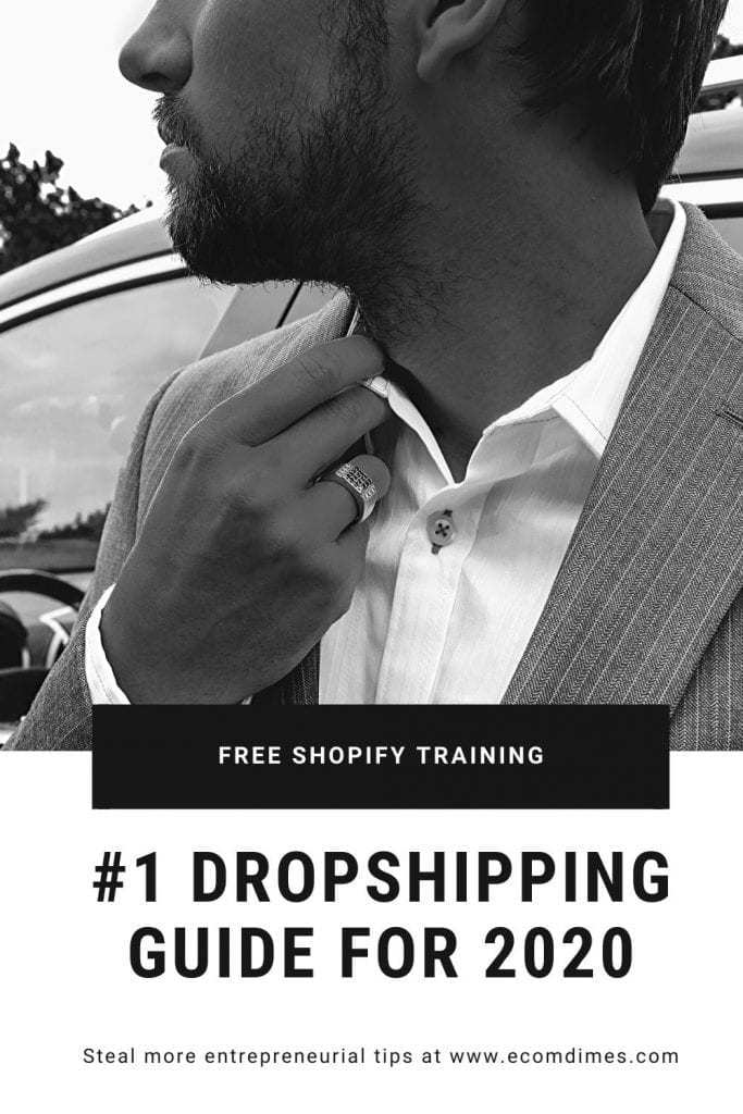 This course explores the strategic steps you need to follow in order to hopefully someday become a full-time dropshipper and build a 6 or even 7-figure online business. Are you considering starting a Shopify store? This free course could be a good help!  #shopify #dropshipping #shopifydropshipping #shopifyguide #dropshippingcourse #dropshippingfreecourse
