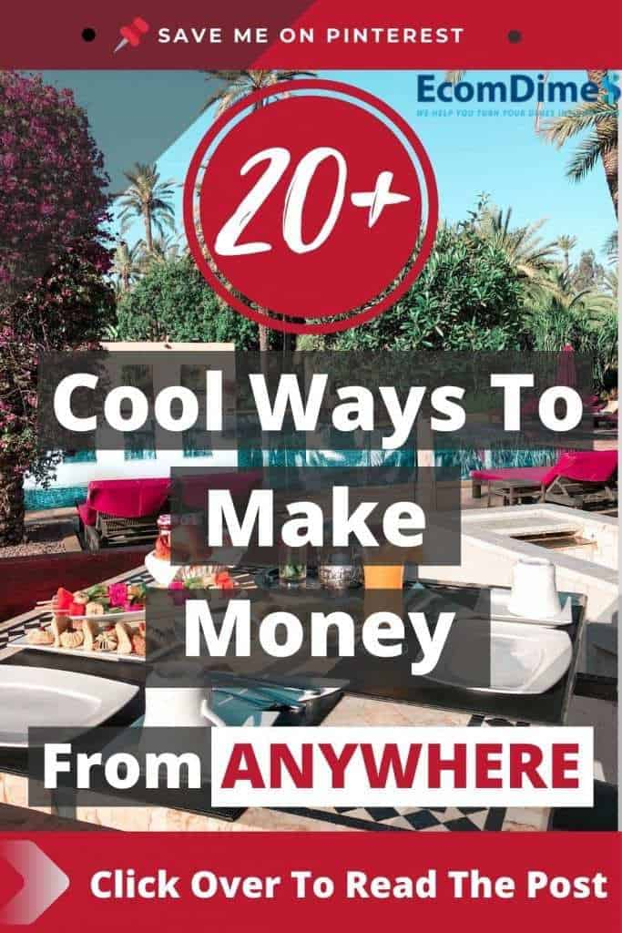 So, how to make extra money online?  There are some easy and hard ways to earn money online.  So, as long as you have an internet connection, these methods that I'm going to list down below can be a good exchange for your spare time and can earn you good amounts of money. Start making extra money aside and enhance your financial life.  #makemoney #moneyonline #makemoneyonline #onlinebusiness #onlinemoney #makemoneyfast #makemoneytoday