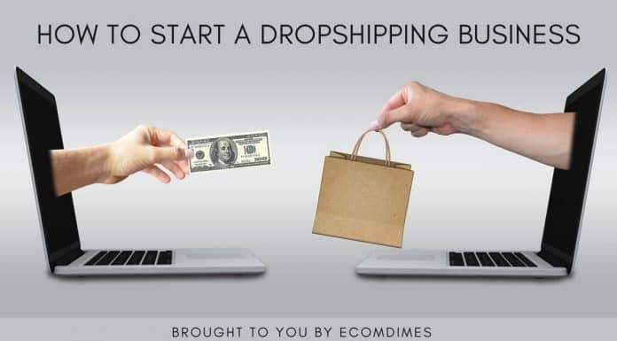 start a dropshipping business