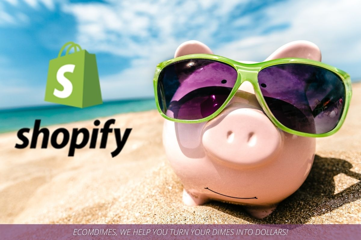 does shopify cost money?