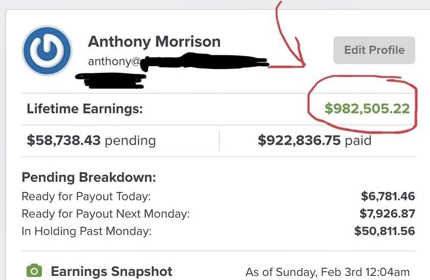partner with anthony - best affiliate marketing eco-system in the world
