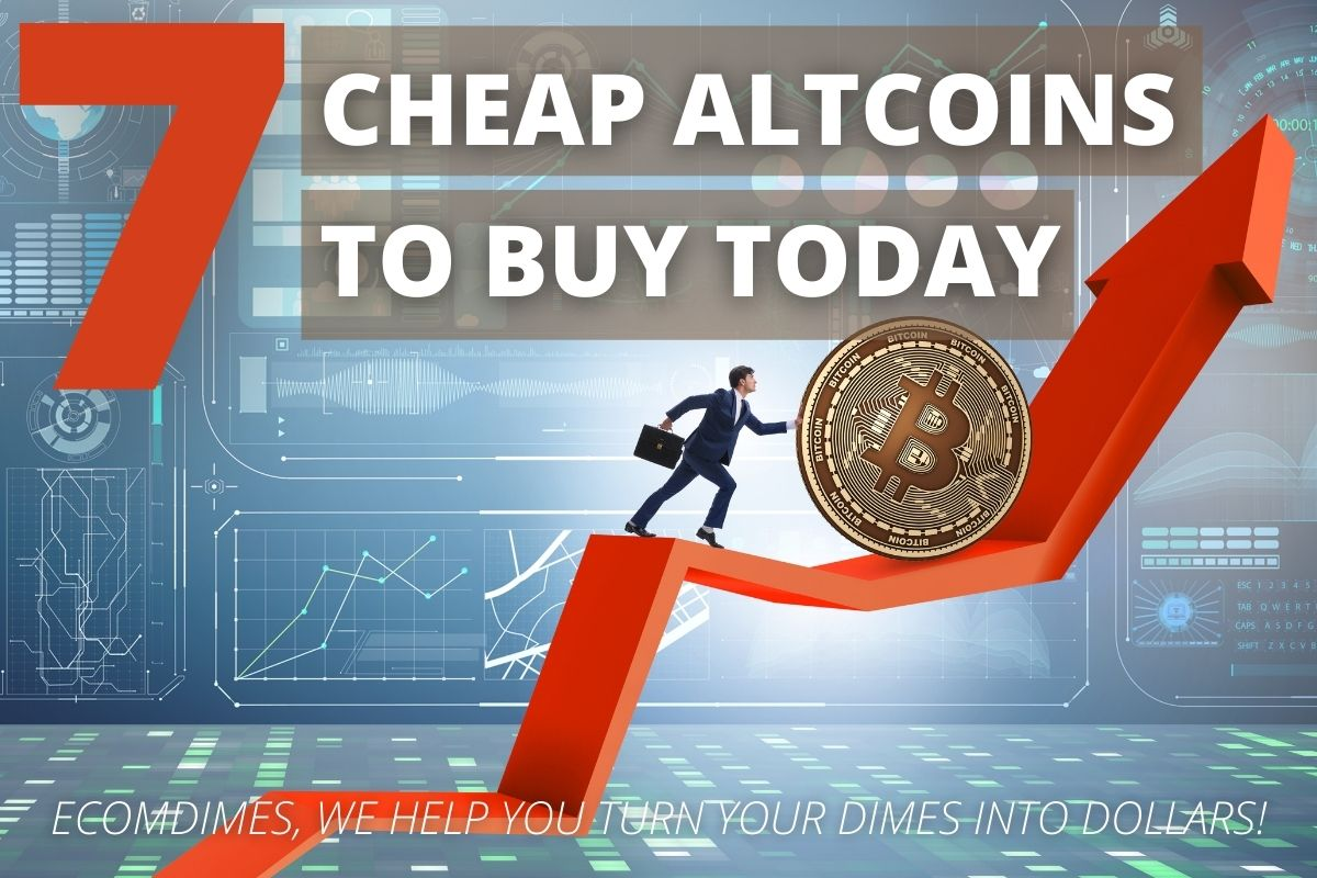 Best altcoins to buy and invest in today in 2021