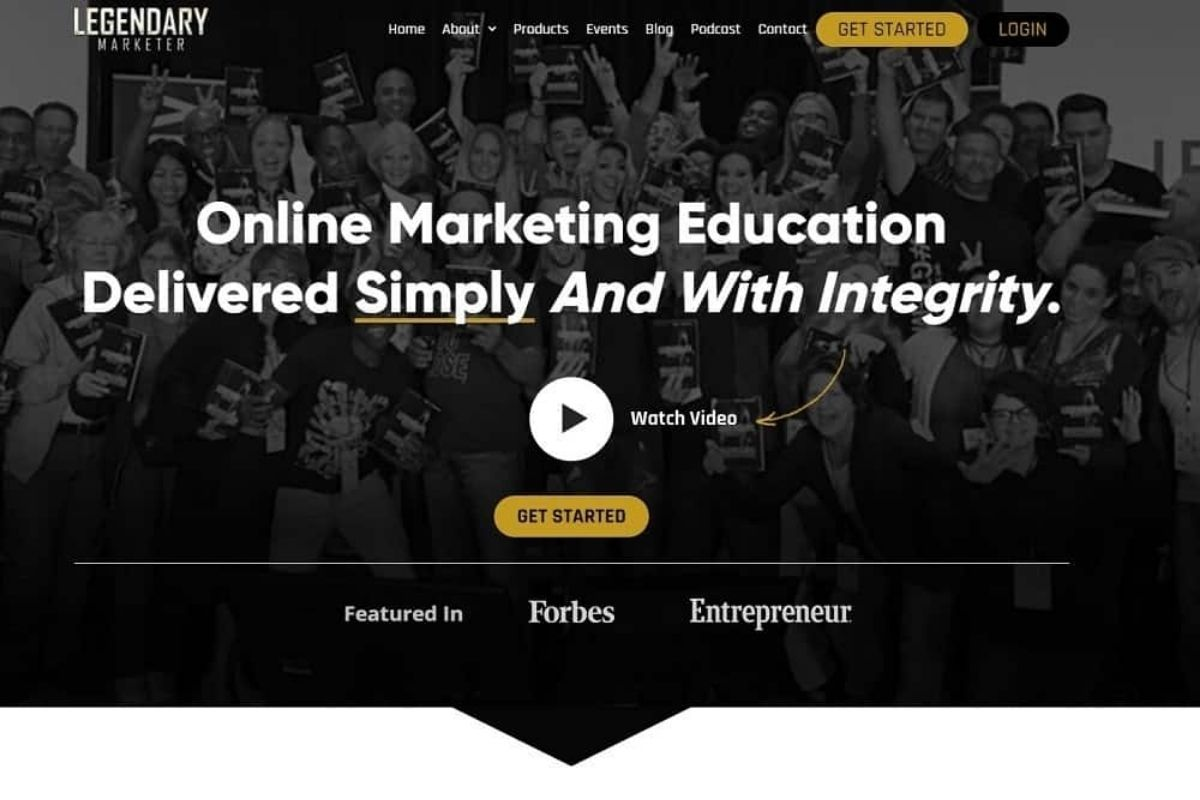 HOW TO PROMOTE LEGENDARY MARKETER