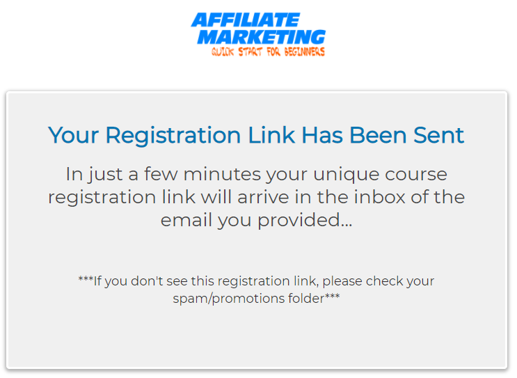 done for you affiliate marketing sales funnel