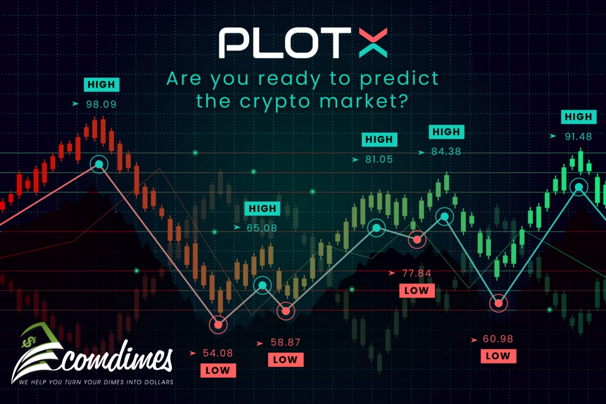 plotx review how to make money predicting the price of cryptocurrencies